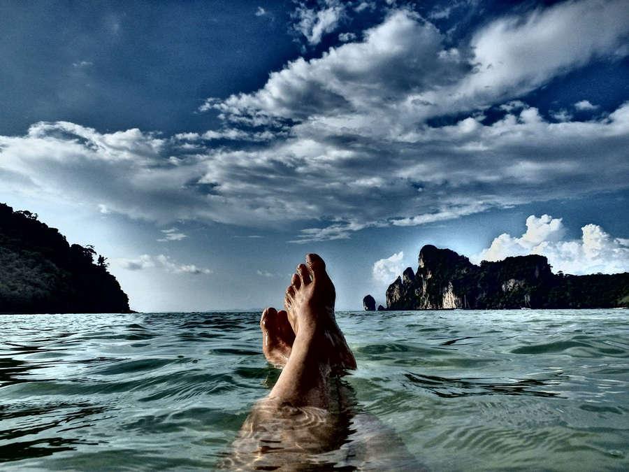 Amie Barsky Feet