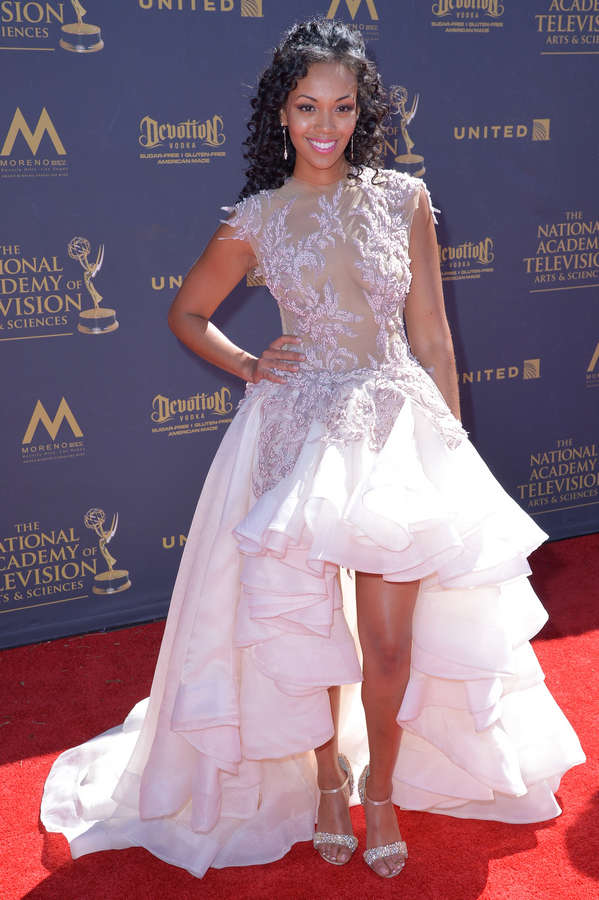 Mishael Morgan Feet