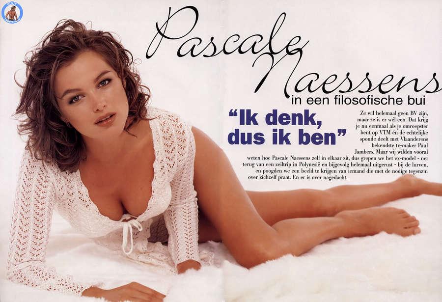 Pascale Naessens Feet