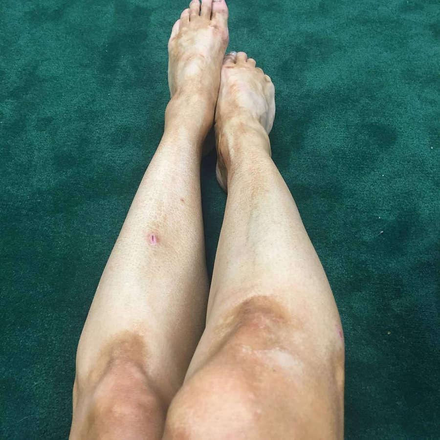 Tracy Shibata Feet