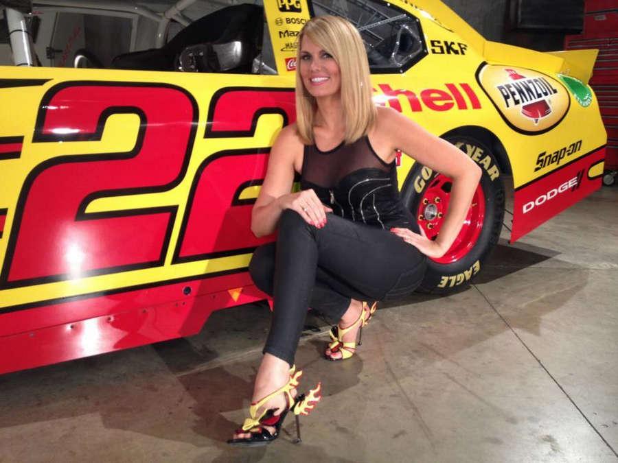 Courtney Hansen Feet