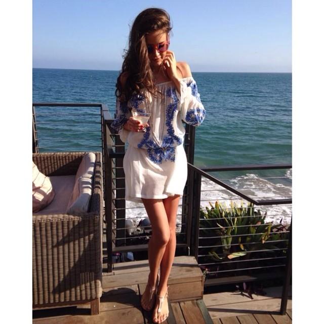 Ana Flavia Gavlak Feet