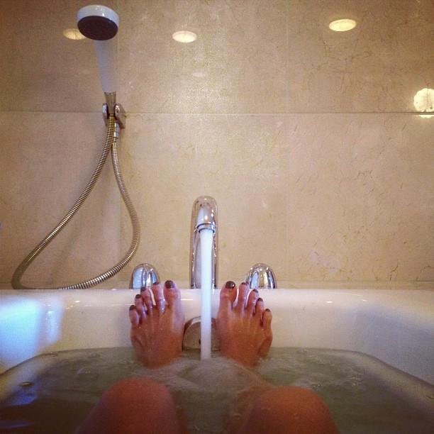 Anne Nakamura Feet
