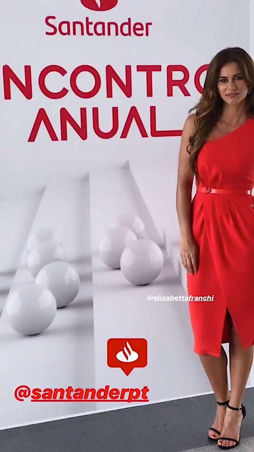 Claudia Vieira Feet
