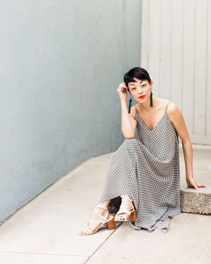 Michelle Kim Feet