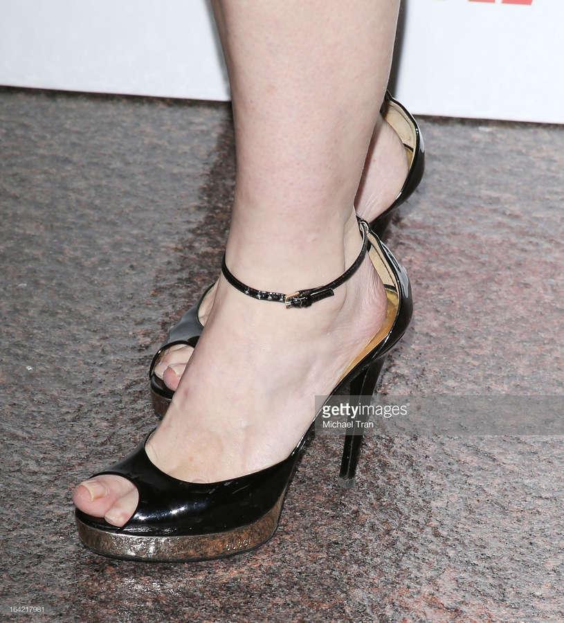 Julia Ormond Feet