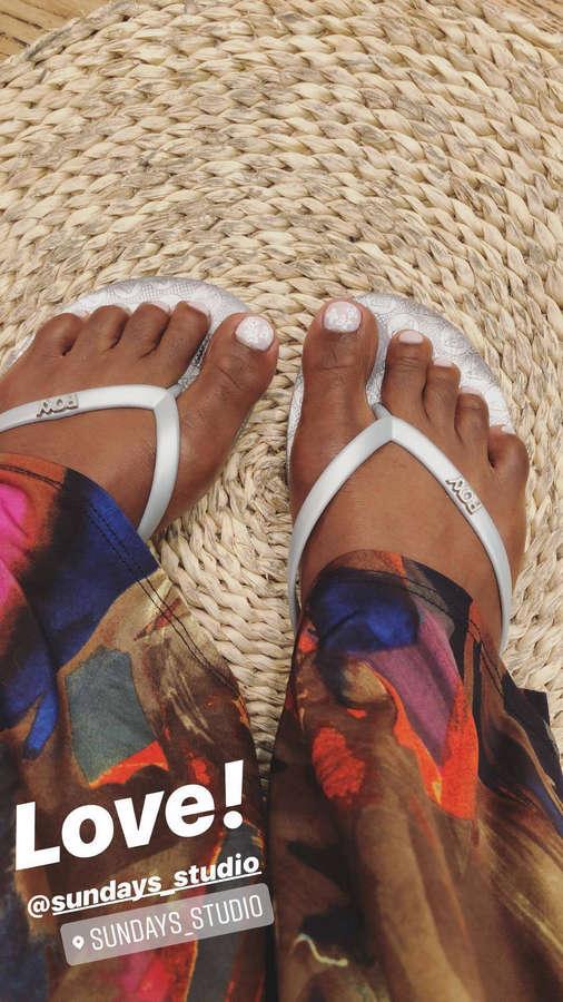 Koya Webb Feet