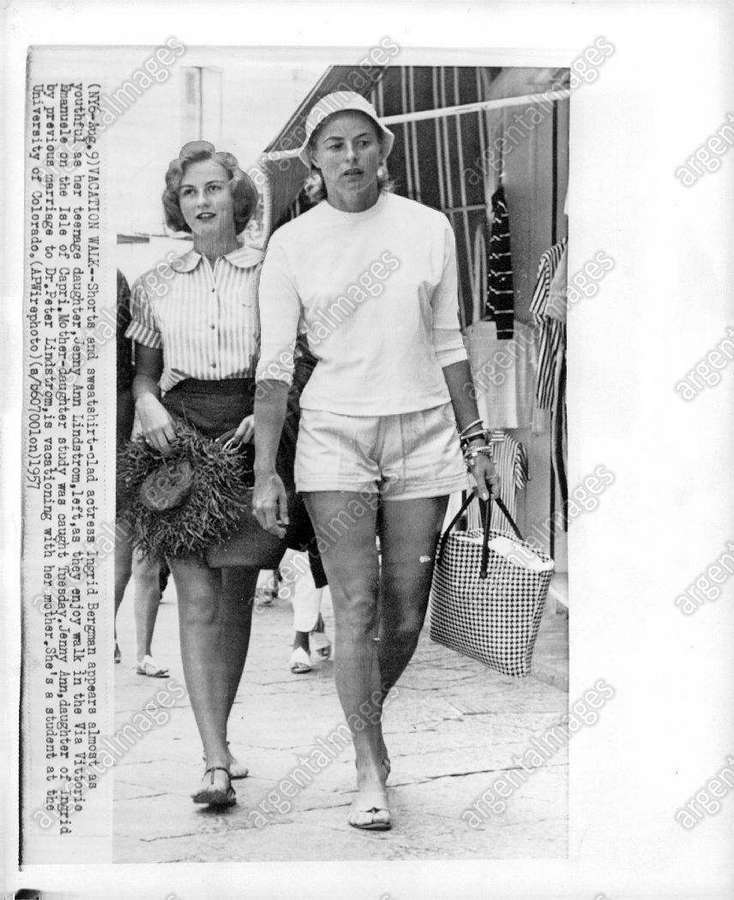 Ingrid Bergman Feet