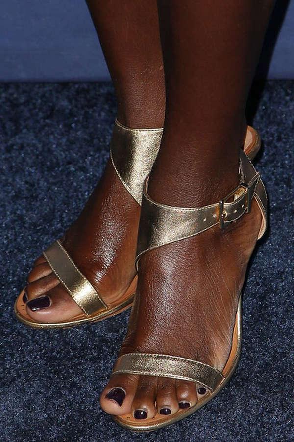 Viola Davis Feet