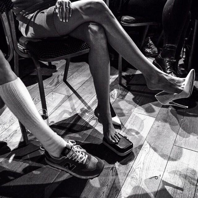 Nadezhda Sysoeva Feet