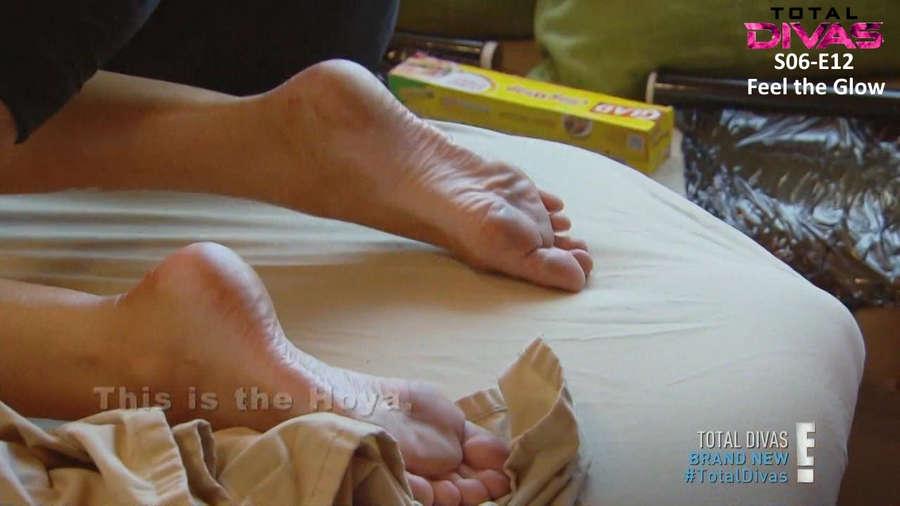 Maryse Mizanin Feet