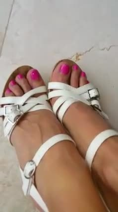 Sophia De Boer Feet