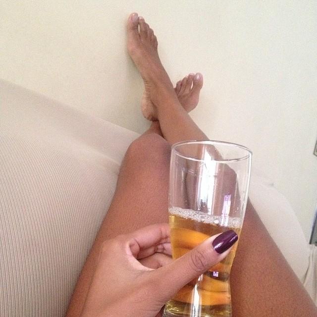 Ana Bela Santos Feet