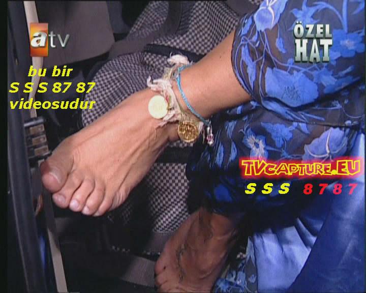 Hulya Avsar Feet