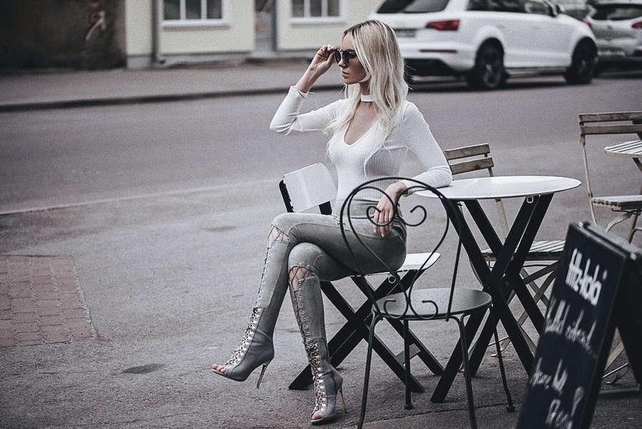 Oksana Orehova Feet