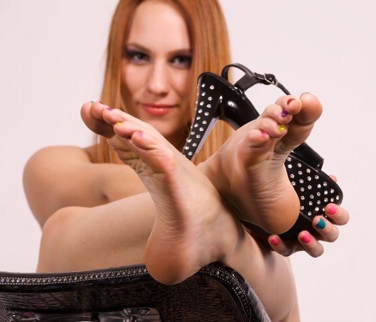 Jolene Hexx Feet