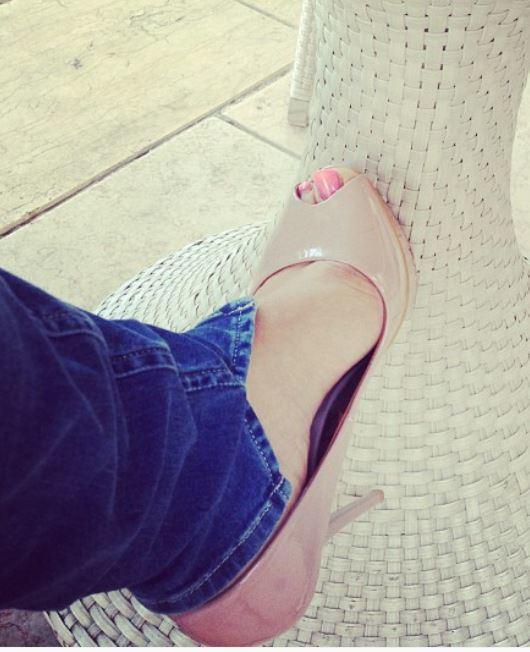 Rajae Bezzaz Feet