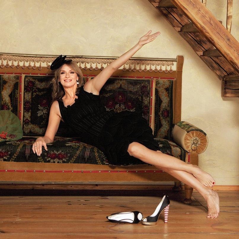 Ivana Chylkova Feet