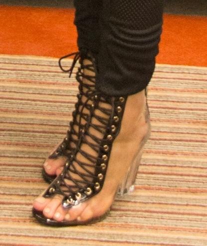 Maite Perroni Feet