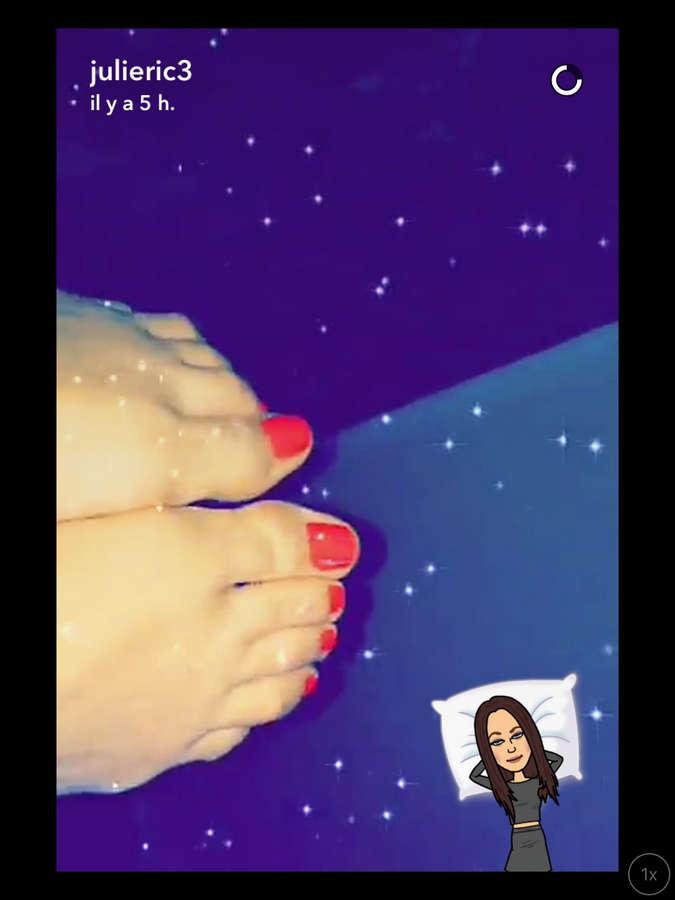 Julie Ricci Feet