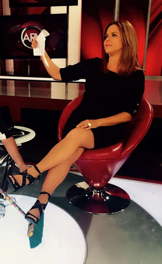 Maria Celeste Arraras Feet