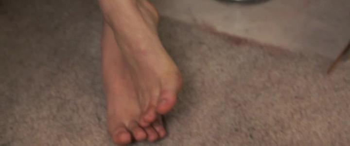 Stephanie Van Dyck Feet