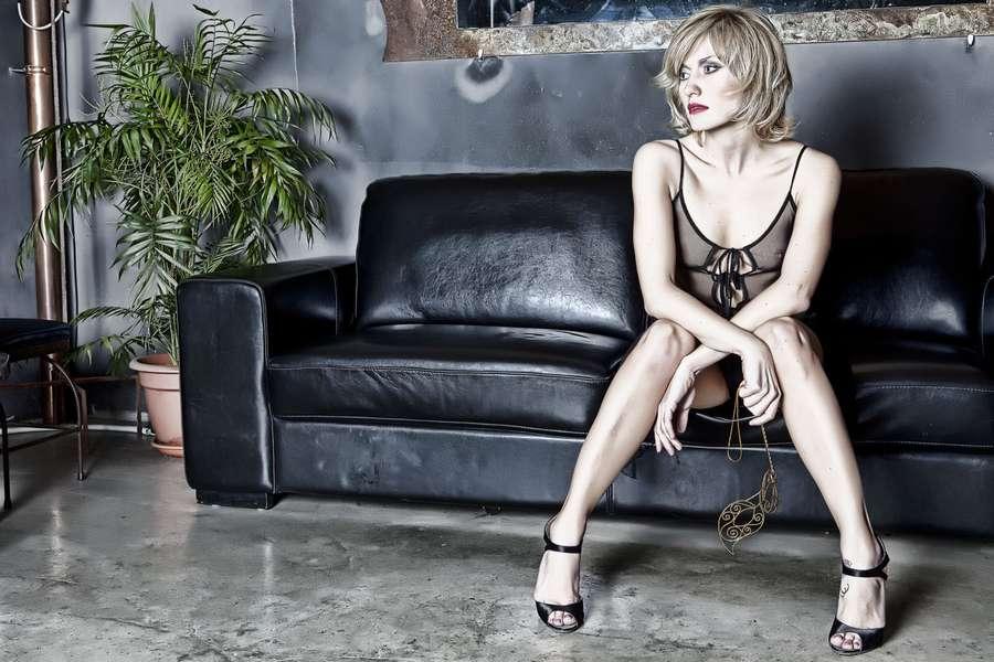 Chiara Conti Feet