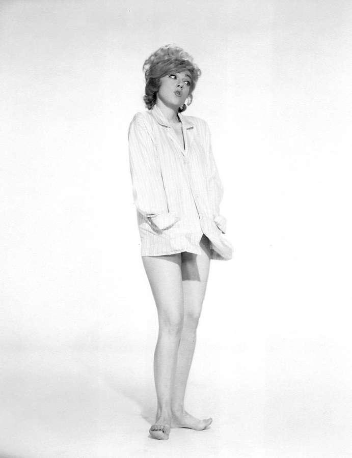 Edie Adams Feet