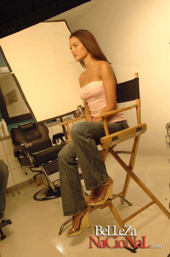 Zuleyka Rivera Mendoza Feet