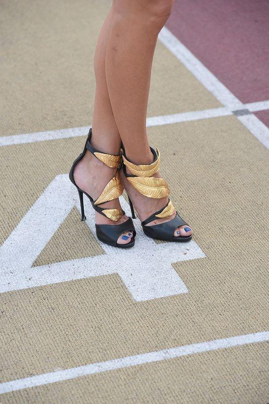 Malgorzata Rozenek Feet