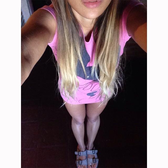 Mina Bonino Feet