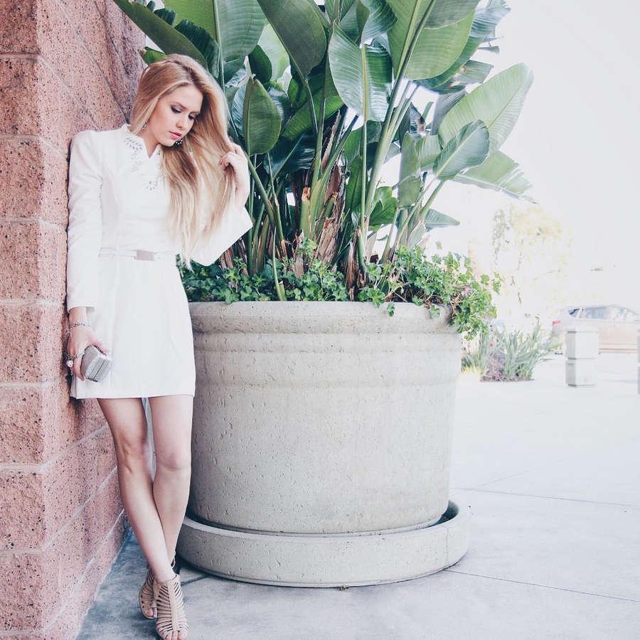 Alexandra Creteau Feet