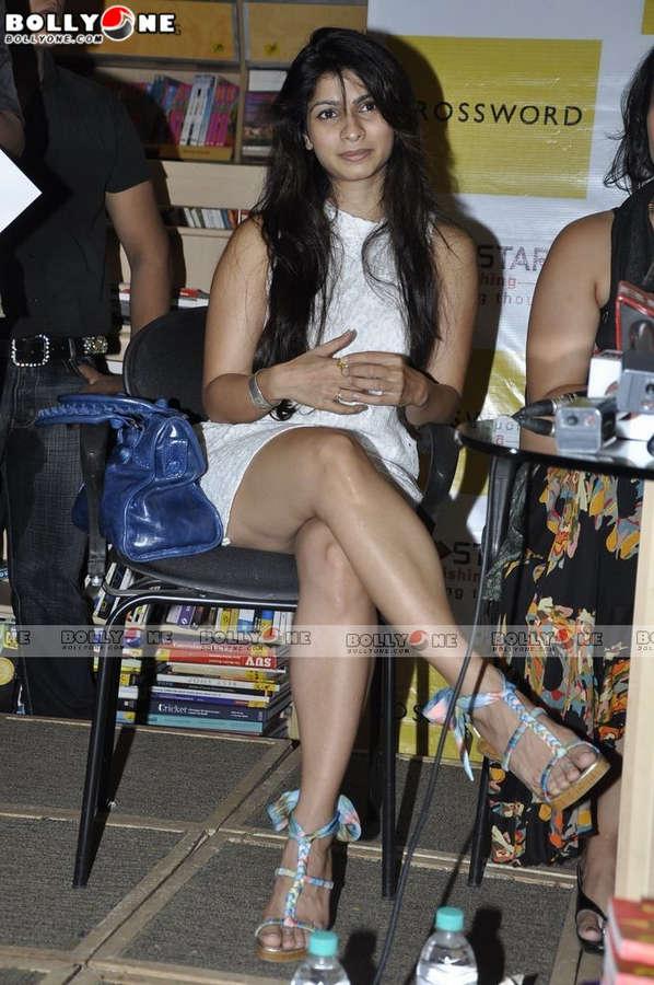 Tanisha Mukherjee Feet