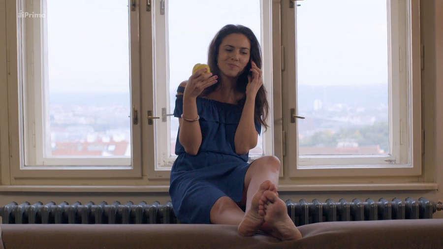 Lucia Siposova Feet