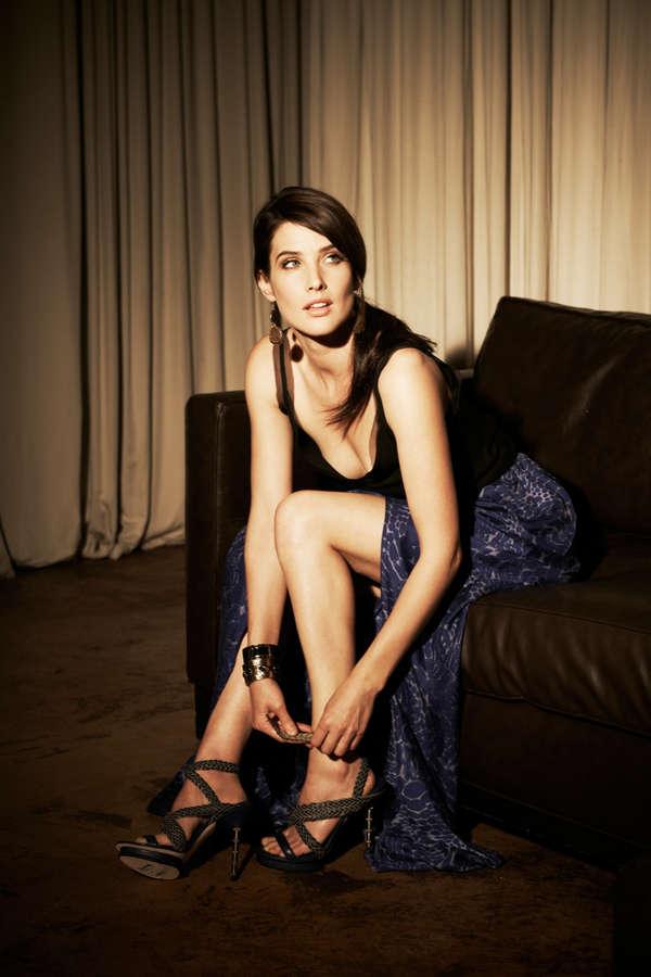 Cobie Smulders Feet