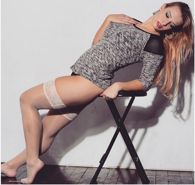 Allie Marshall Feet