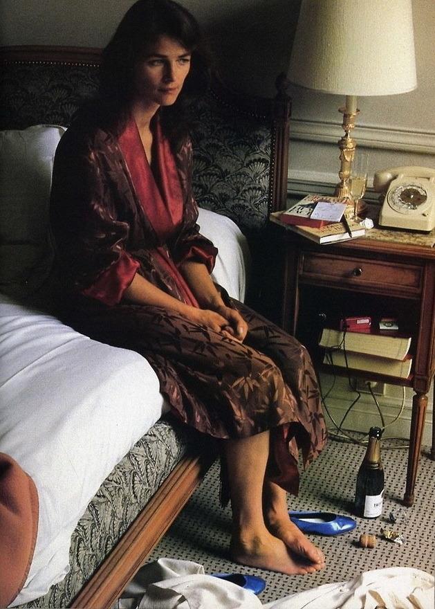 Charlotte Rampling Feet