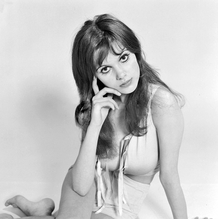 Madeline Smith Feet