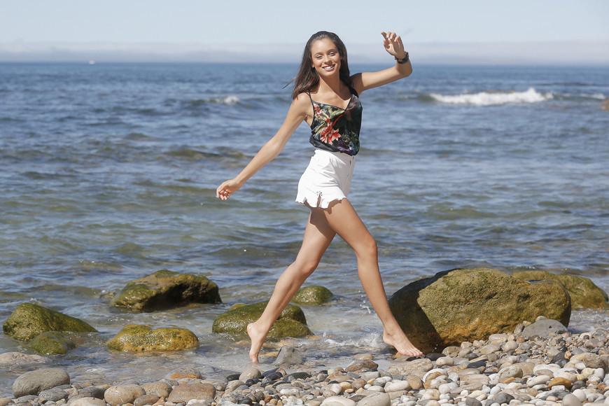 Daniela Melchior Feet