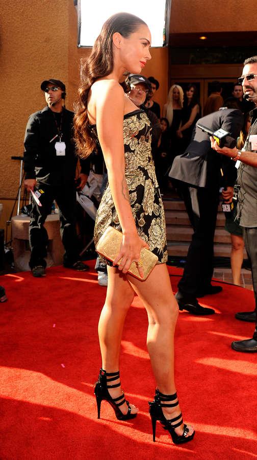 Megan Fox Feet