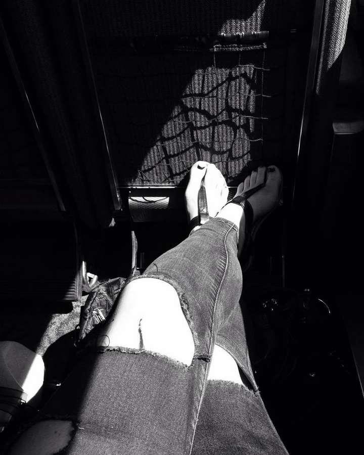 Morgan Lander Feet