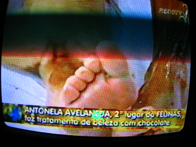 Antonella Feet