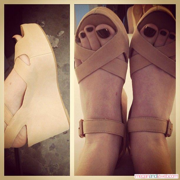 Liz Mace Feet