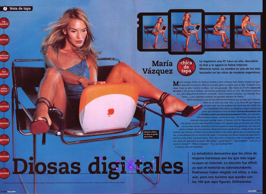 Maria Vazquez Feet