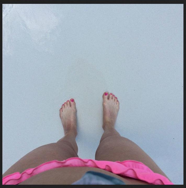 Katerina Klausova Feet