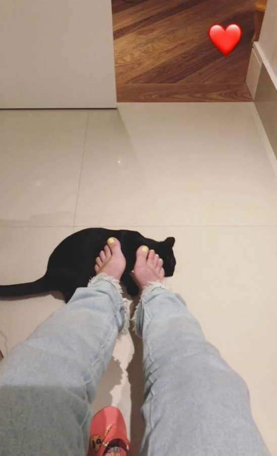 Kefera Buchmann Feet