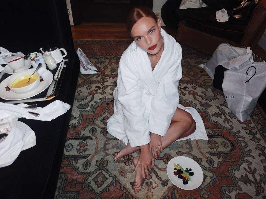 Kate Bosworth Feet