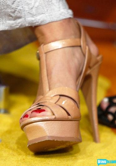 Aviva Drescher Feet