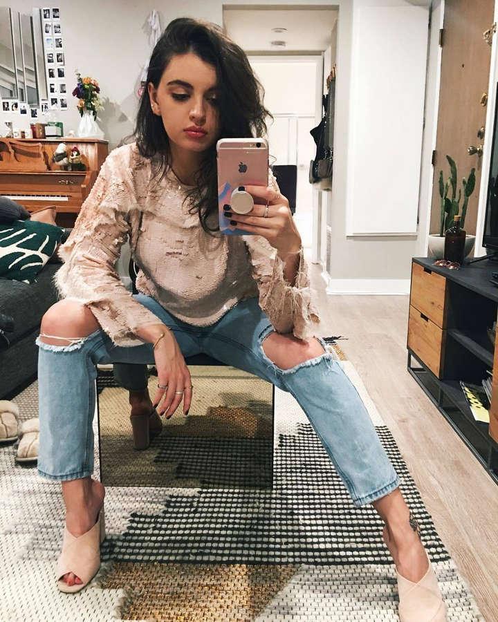 Rebecca Black Feet