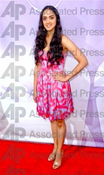Anisha Nagarajan Feet